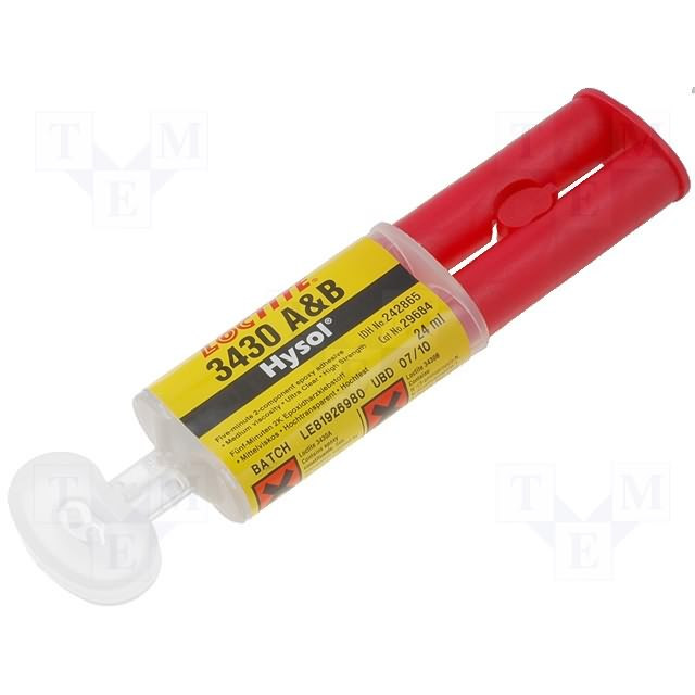 Recommended Adhesive